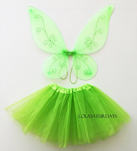 Lolas (Tinkerbell Wings Costume)