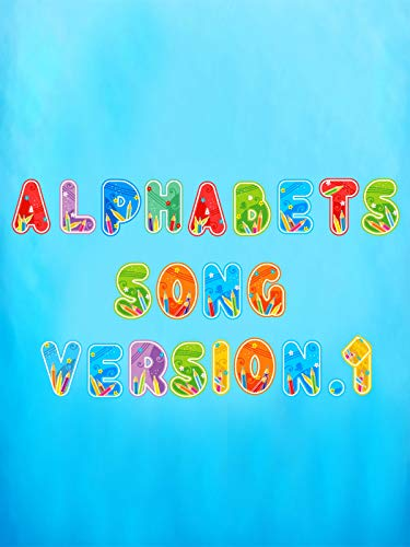 Alphabets song Version 1