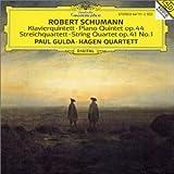 Schumann : Quatuor à cordes Op. 41 n°1 - Quintette pour piano et cordes Op. 44