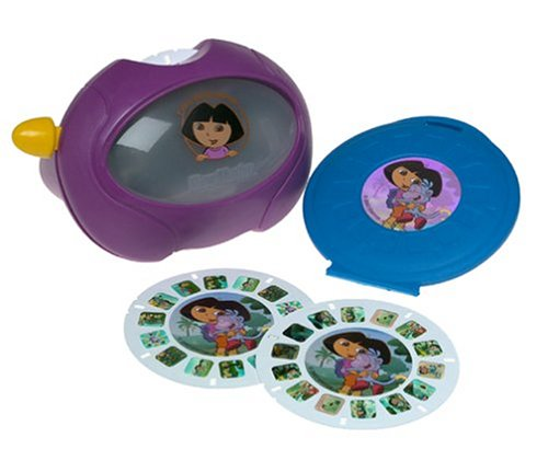 Viewmaster Dora The Explorer Deluxe Gift Set