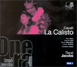 Francesco Cavalli - La Calisto (Opern-Gesamtaufnahme)