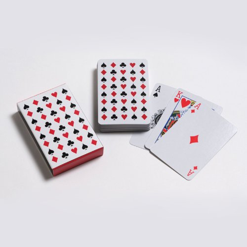Card Night Playing Cards - 1