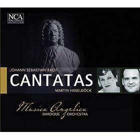 Bach, J.S.: Cantatas - Bwv 49, 51, 82