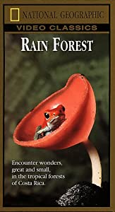 National Geographic's Rain Forest [VHS]