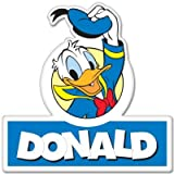 Disney Donald Duck Vynil Car Sticker Decal - Select Size