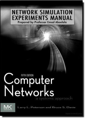 Network Simulation Experiments Manual, 5th Edition (The...