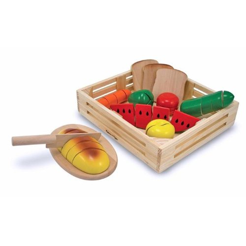 Lowest Price Melissa & Doug Cutting Food
