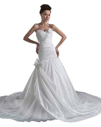 Herafa Wedding Dress Elegant NOw35646 At Amazon Womens Clothing Store