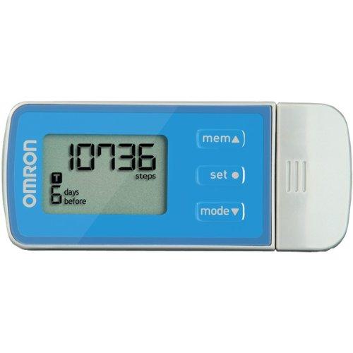 HJ7GYW Omron Healthcare HJ-323U Tri Axis Pedometer