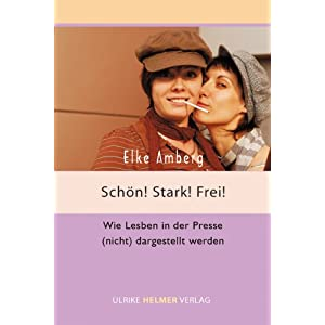 "Rezension zu Elke Ambergs Buch ""Lesben in der Presse"""