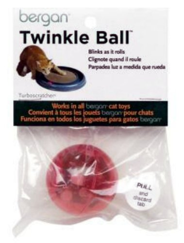 Bergan-Twinkle-Replacement-Ball-Colors-Vary