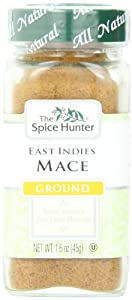 The Spice Hunter Ground Mace, 1.6-Ounce Jar (Pack of 3)
