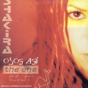 Shakira - Ojos Así / The One - Lyrics2You