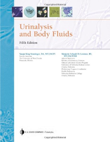 Urinalysis and Body Fluids