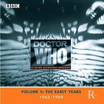 Doctor Who at the Radiophonic Workshop Volume 1