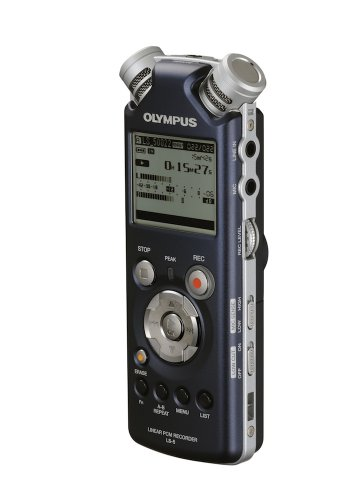 Olympus LS-5 PCM Digital Audio Recorder
