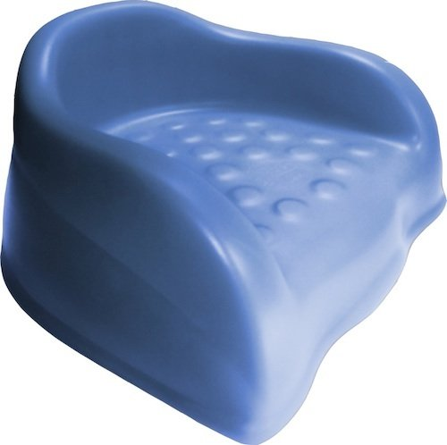 BabySmart Cooshee Hybak Booster Seat, Periwinkle - 1