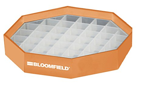 Bloomfield 8855-3 Drip Tray with Plastic Grate, Decaf (Pack of 6)