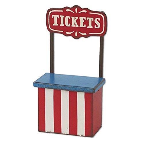 Miniature Fairy Garden Ticket Booth
