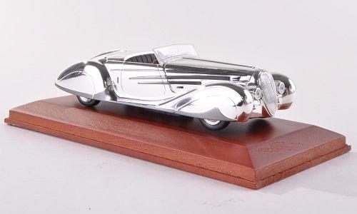 Delahaye 185 Figoni Falaschi, chrom , Modellauto, Fertigmodell, SpecialC.-60 1:43