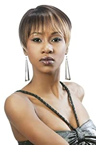 Envy - Motown Tress Synthetic Short Straight Hair Wig #1