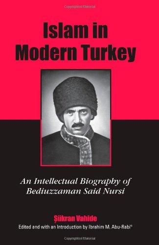 Islam In Modern Turkey: An Intellectual Biography Of Bediuzzaman Said Nursi