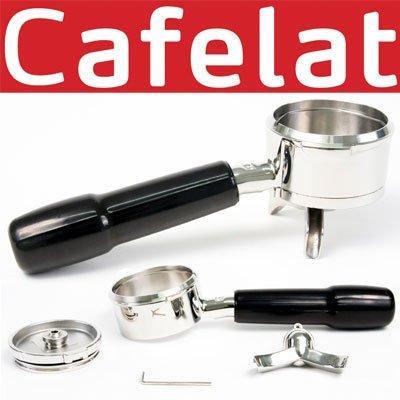 Cafelat Portafilter Regular and Bottomless (E61) (wide double)