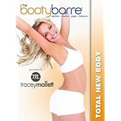 Tracey Mallett-The Booty Barre-Total New Body - Region 0 Worldwide by Tracey Mallett