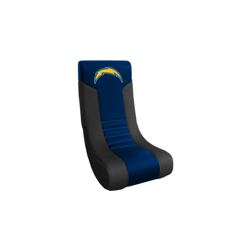 San Diego Chargers Collapsible Video Chair Sports