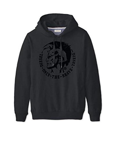 Diesel Men's Logo Hoodie