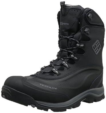 Columbia Men's Bugaboot Plus II OH Wide Snow Boot   Amazon.com