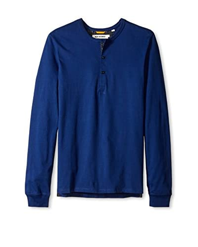 Ben Sherman Men's Long Sleeve Henley
