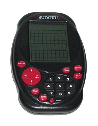Sudoko handheld electronic game - 1