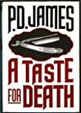 A Taste for Death (039455583X) by P. D. James