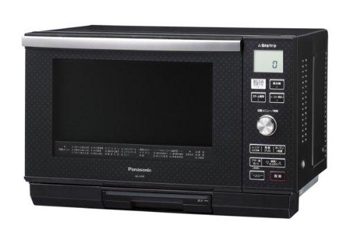 Panasonic 三つ星ビストロ スチームオーブンレンジ コモンブラック NE-A264-CK