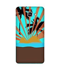 Nature (18) Back Cover Case for Samsung Galaxy A9