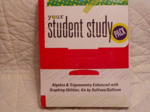 Your Student Study Pack: Algebra & Trigonometry