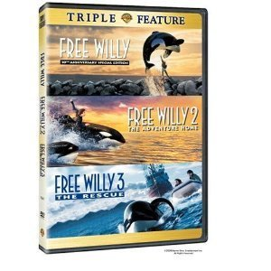 Free Willy Triple Feature (Free Willy / Free Willy 2: The Adventure Home / Free Willy 3: The Rescue) (Bilingual)