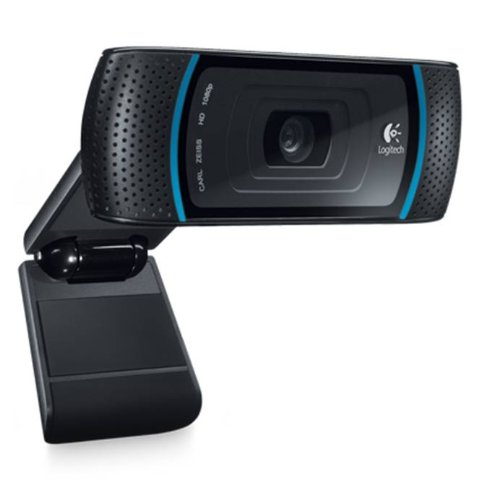 Logitech C910 USB HD Webcam