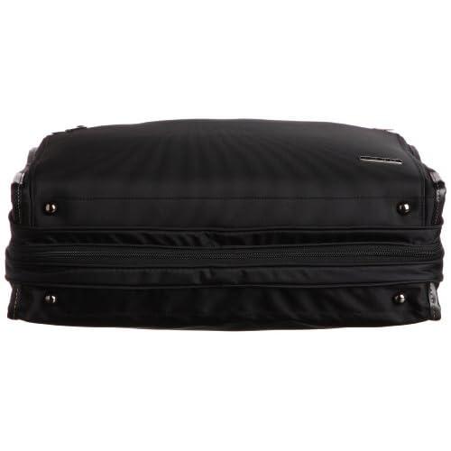 [ワールドトラベラー] World Traveler ワールドトラベラー ステーブル ビジネスバック(2気室・B4サイズ・PCポケット・背面ポケット・エキスパンダブル) 41917 01 (ブラック)