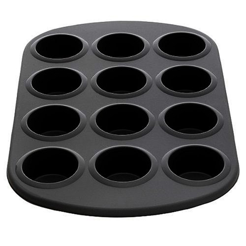 Silicone Solutions Mini Muffin Pan - Black - Buy Silicone Solutions Mini Muffin Pan - Black - Purchase Silicone Solutions Mini Muffin Pan - Black (, Home & Garden, Categories, Kitchen & Dining, Cookware & Baking, Baking, Muffin & Popover Pans)
