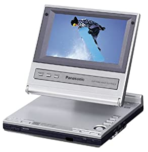 Panasonic DVD-LS5 Portable DVD Player