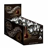 Lindt Lindor Truffles 60% Extra Dark Chocolate, 60-Count Box