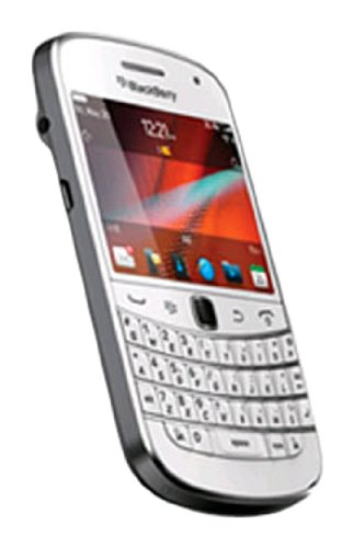 Blackberry Bold 9900 Sim Free Mobile Phone - White