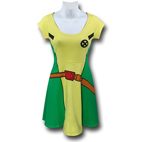 X-Men Rogue Women's Skater Dress