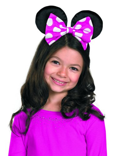 Minnie Mouse Bowtique - One Size Child - 1