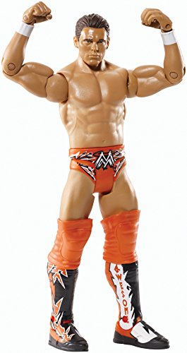 WWE Figure Series #45 - Superstar #4, The Miz - 1
