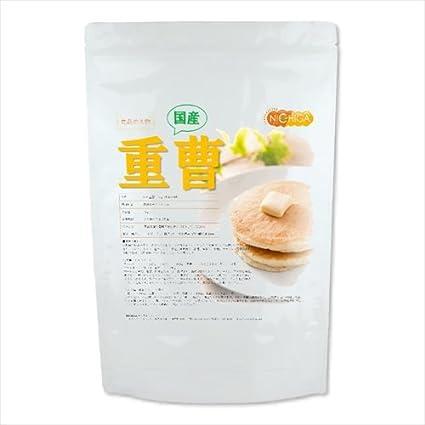 旭硝子製 重曹 1kg (炭酸水素ナトリウム)食品添加物(食品用)国産重曹【NICHIGA】