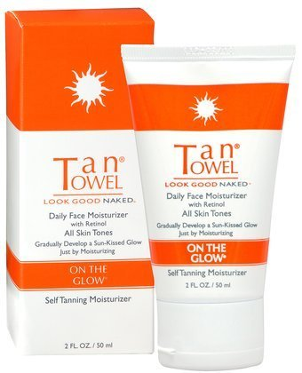 TanTowel - On The Glow Face Daily Moisturizer