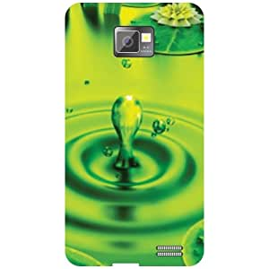 Samsung I9100 Galaxy S2 - Droplet Phone Cover
